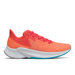 New Balance Fuel Cell Prism Damen rot
