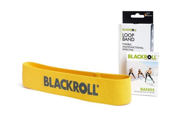 Blackroll Loop Band extra light gelb