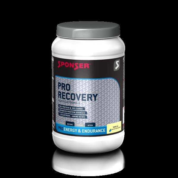 Sponser Pro Recovery 900g Vanilla