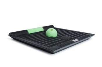 Blackroll Smoove Board schwarz grün