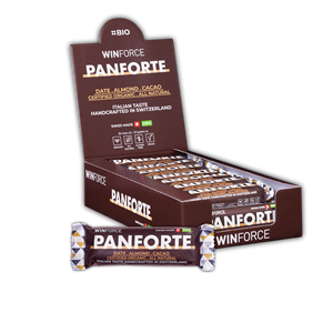 Winforce Panforte Citrus Almond