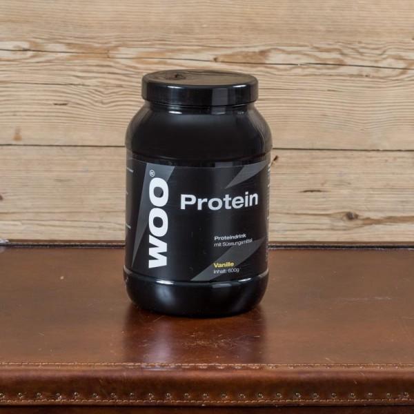 Woo Protein 600g Dose Vanille