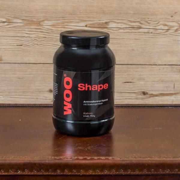 Woo Shape 750g Dose Kakao